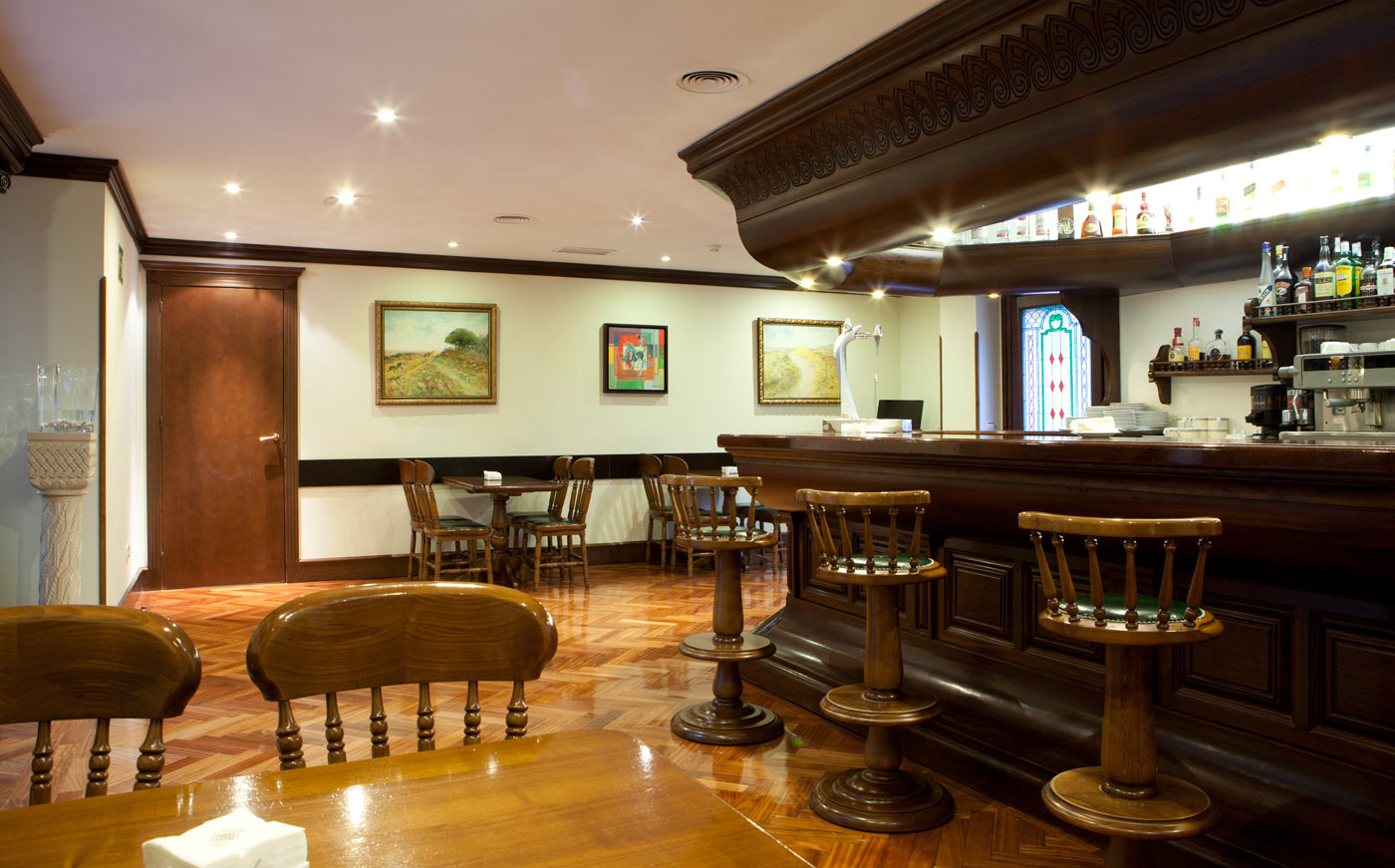 Hotel Don Pio - Cafeteria