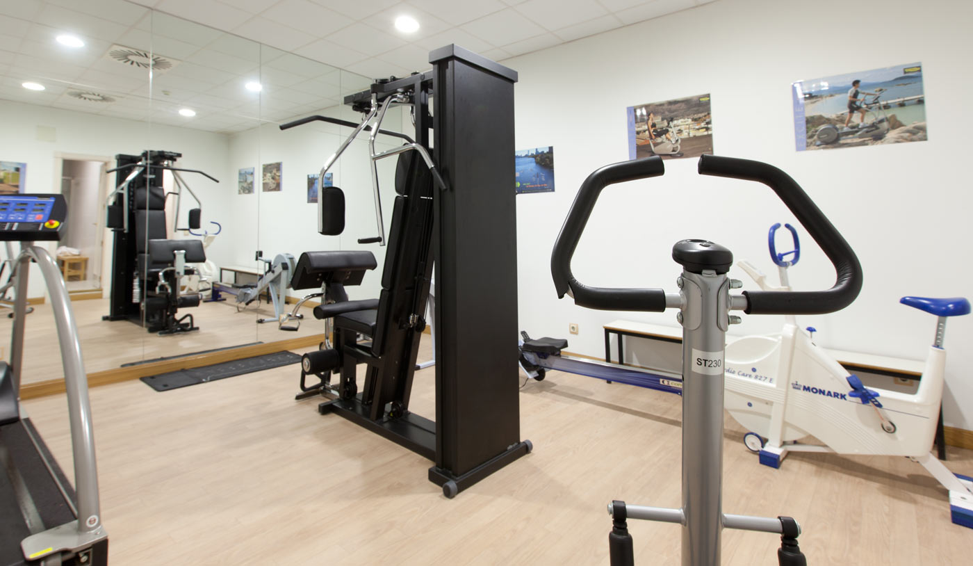 Hotel Don Pio - Gym