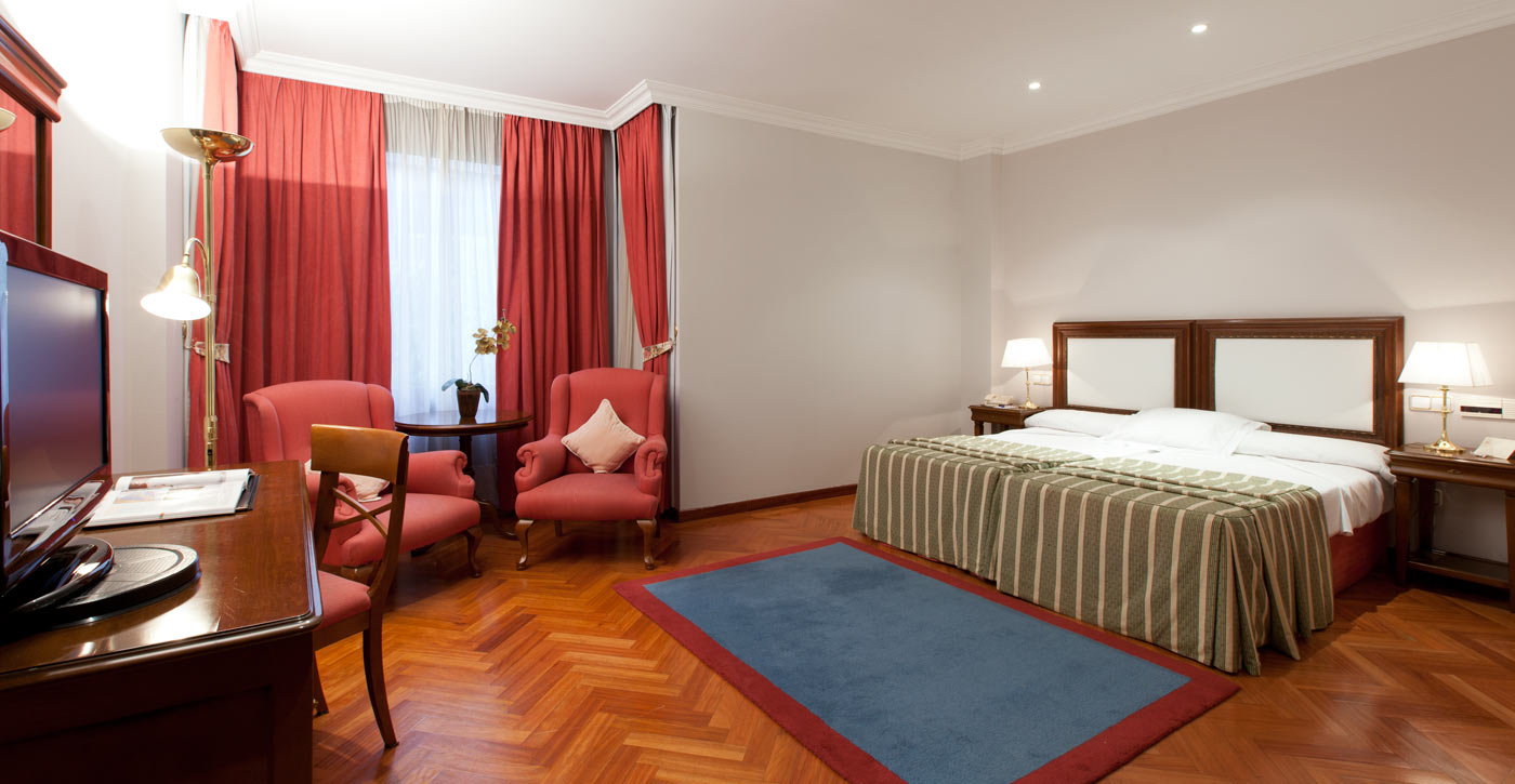 Hotel Don Pio - Twin Room