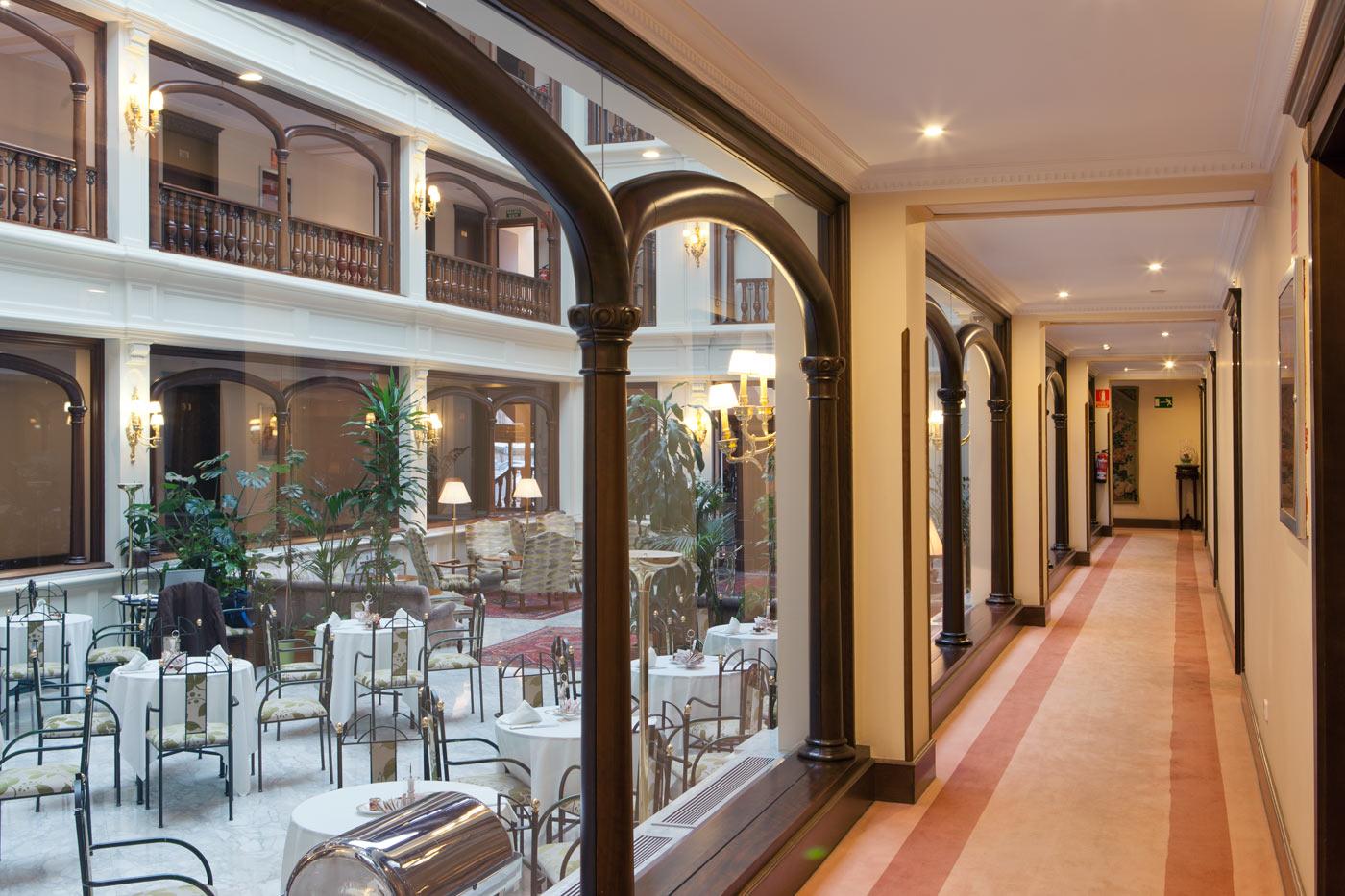 Hotel Don Pio - Hall