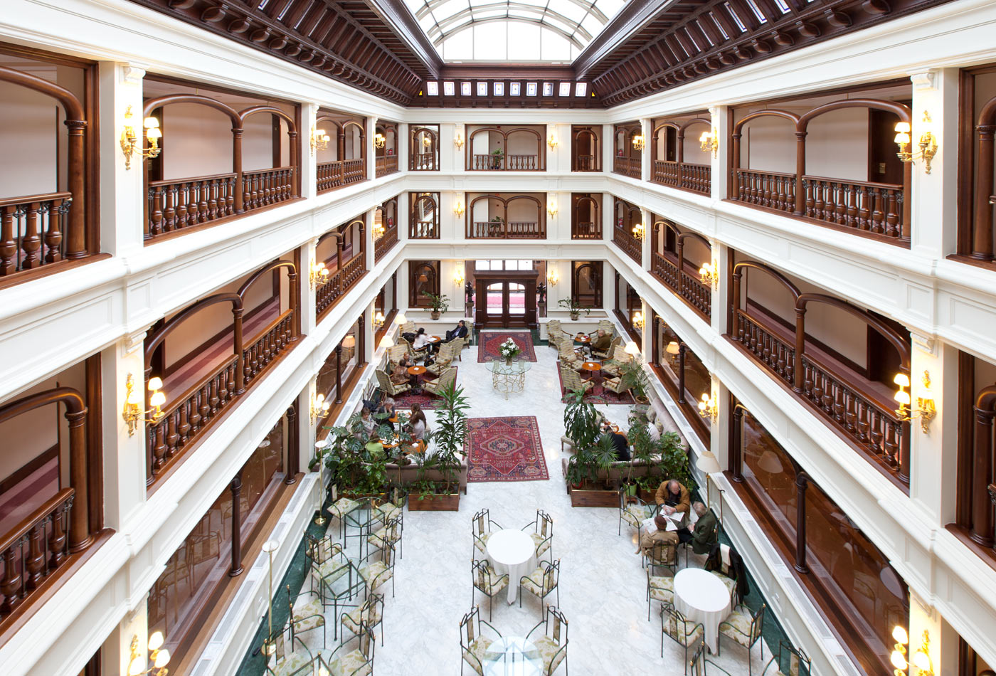 Hotel Don Pio - Patio