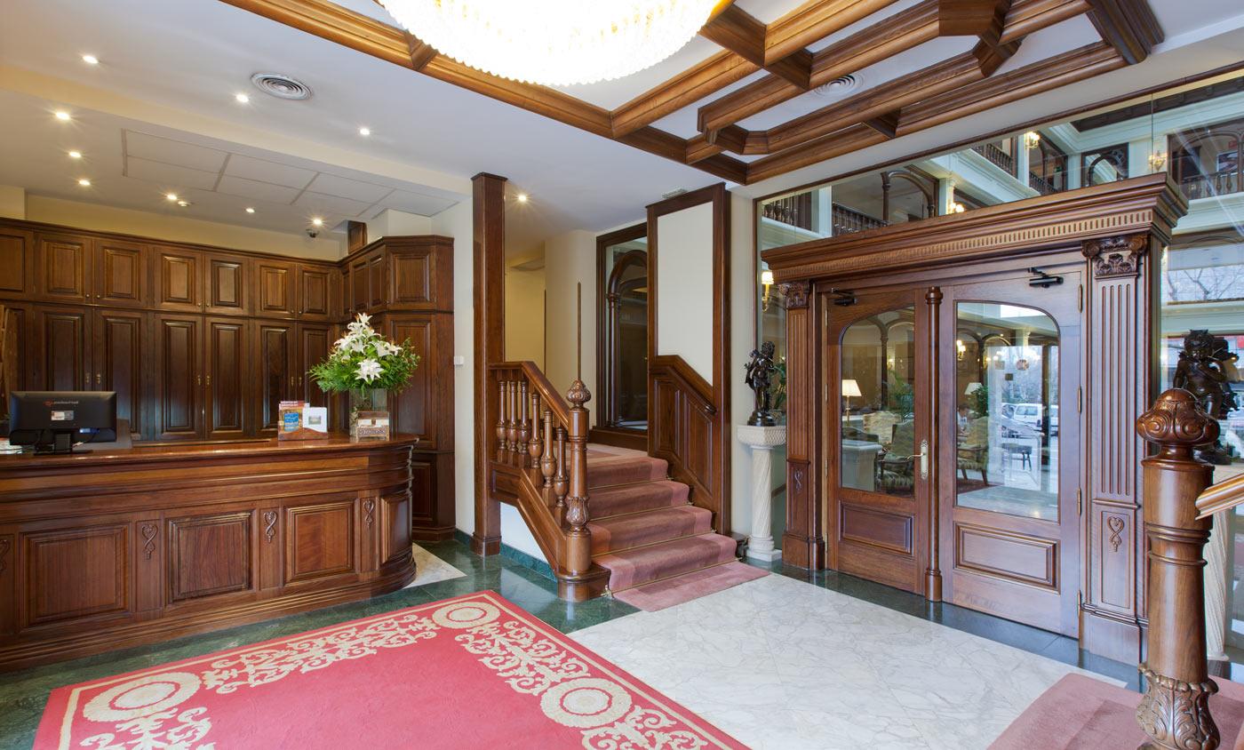 Hotel Don Pio - Reception