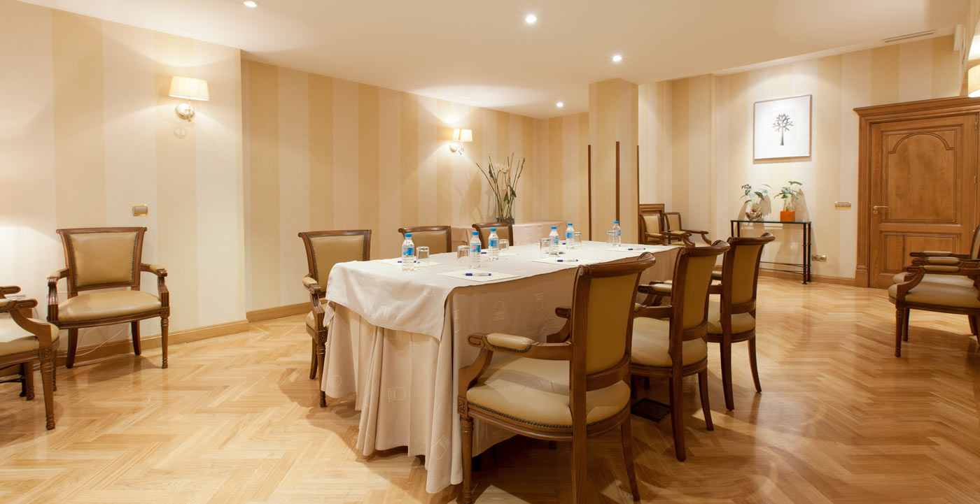 Hotel Don Pio - Meetings Rooms